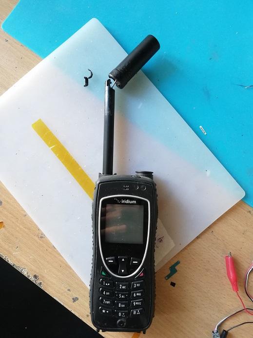 ремонт телефонов iridium